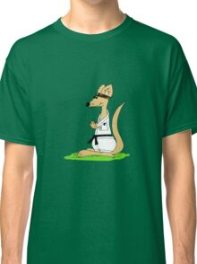 Karate Comic Classic T-Shirt