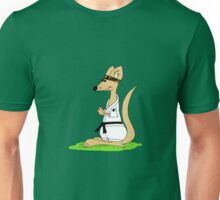 Karate Comic Unisex T-Shirt