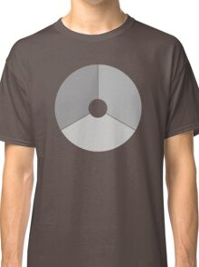 Royal Netherlands Air Force - Roundel (low-vis grey) Classic T-Shirt