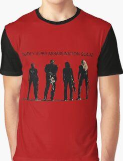 Deadly Viper Assassination Squad - Kill Bill Graphic T-Shirt