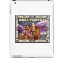 moses pimpswag iPad Case/Skin