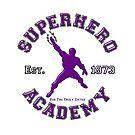 Superhero Academy by macaulay830