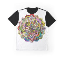 Mandala ornament Graphic T-Shirt