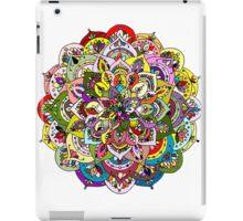 Mandala ornament iPad Case/Skin