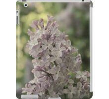 Highland Flowers iPad Case/Skin
