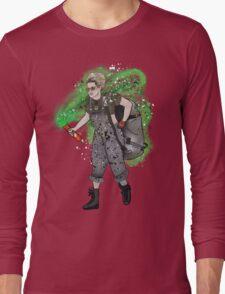 Jillian Holtzmann Pringle Adventure  Long Sleeve T-Shirt