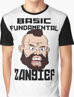 Basic fundamental Zangief  Graphic T-Shirt