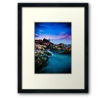 Ashbridges Bay Toronto Canada Sunrise No 10 Framed Print