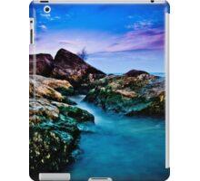 Ashbridges Bay Toronto Canada Sunrise No 10 iPad Case/Skin
