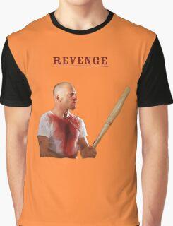 Pulp Fiction - Revenge Graphic T-Shirt
