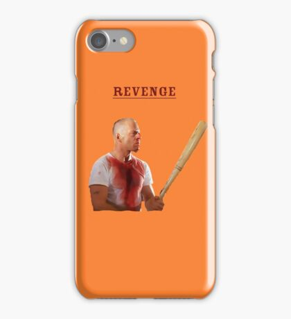 Pulp Fiction - Revenge iPhone Case/Skin