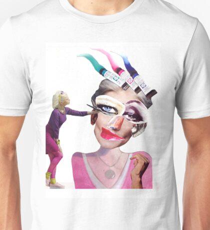 'The Art of Modelling' Unisex T-Shirt
