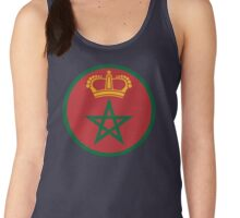 Royal Moroccan Air Force - Roundel Women's Tank Top