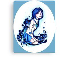 Sailor Mercury Canvas Print