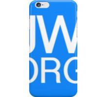Jw.org iPhone Case/Skin