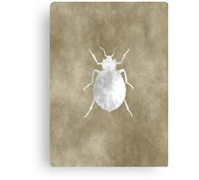 Grunge Insect Canvas Print