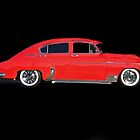 1951 Chevrolet Sedan 'Custom Deluxe' by DaveKoontz
