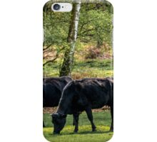 Family lunch time iPhone Case/Skin