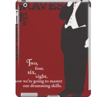 Graves, the Butler iPad Case/Skin
