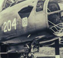 Lockheed Neptune Vintage With Title Sticker