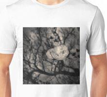 Silvery Leaf II Toned Unisex T-Shirt