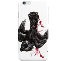 The dead sparrowhawk iPhone Case/Skin