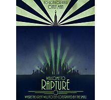 Bioshock - Rapture Photographic Print
