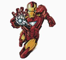 Ironman by sbarriault