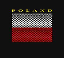 POLAND, STAR Unisex T-Shirt
