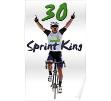 Sprint King Poster
