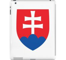 Slovak Air Force - Roundel iPad Case/Skin