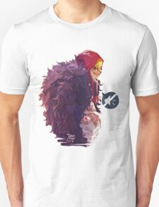 Corazon Donquixote Rocinante - One Piece Unisex T-Shirt