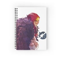 Corazon Donquixote Rocinante - One Piece Spiral Notebook