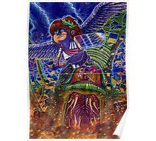 Kid Icarus: Pit vs Medusa Poster