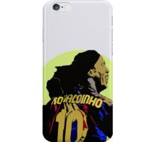 Ronaldinho - The king iPhone Case/Skin