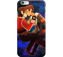 gays in space- klance- voltron iPhone Case/Skin