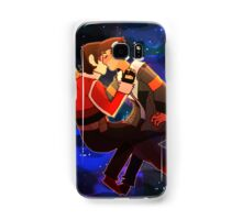 gays in space- klance- voltron Samsung Galaxy Case/Skin