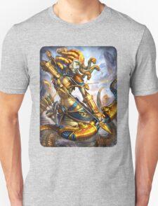 The power of the gaze Unisex T-Shirt