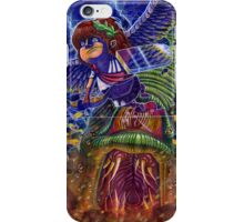 Kid Icarus: Pit vs Medusa iPhone Case/Skin
