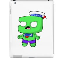 Stay Angry iPad Case/Skin