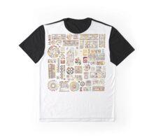 Ethnic handmade ornament Graphic T-Shirt