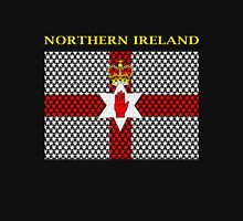 NORTHERN IRELAND, STAR Unisex T-Shirt