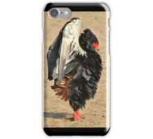 Bateleur Eagle - African Wildlife - Beautiful Anger iPhone Case/Skin