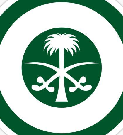 Royal Saudi Air Force - Roundel Sticker