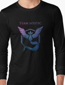 Pokemon Mystic Team Long Sleeve T-Shirt