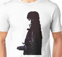 Alan Vega, Suicide Digital Painting Unisex T-Shirt