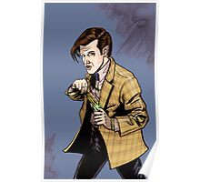The Doctor...Geronimo!!! Poster