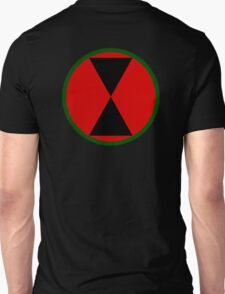7th Infantry Division (United States) Unisex T-Shirt