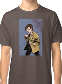 The Doctor...Geronimo!!! Classic T-Shirt