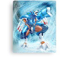 Lunaedge - Mega man Zero 4 Canvas Print